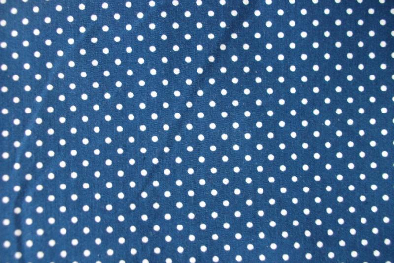 Stip kobaltblauw