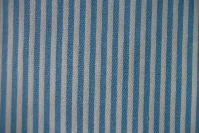 Streep lichtblauw