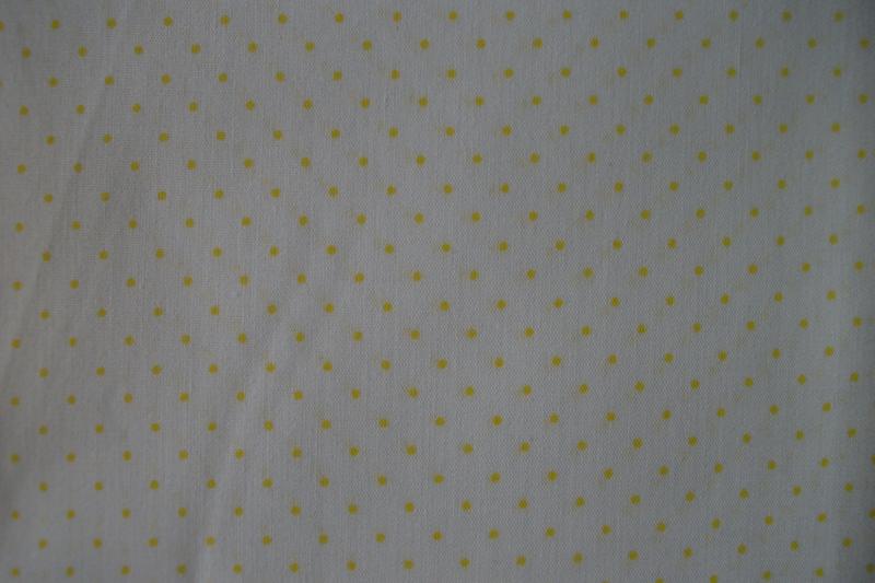 Stipje wit/geel