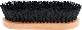 Houten borstel met harde haren