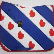 zadeldek Friese vlag
