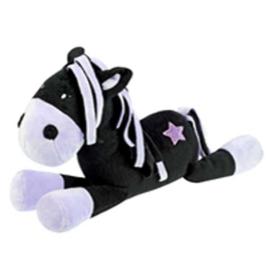 Pluche knuffel Black star