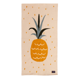 Roommate Vloerkleed Pineapple - Ananas