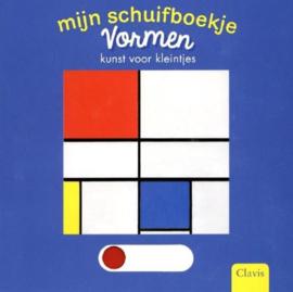 Uitgeverij Clavis Schuifboekje - Vormen +2jr