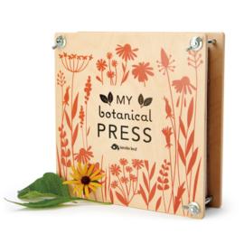 Tender Leaf Bloemenpers  - My Botanical Press +3j