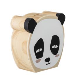 Bloomingville Spaarpot Panda Sonne Money Bank - Hout