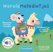 Uitgeverij Clavis Geluidenboekje - Wereldmelodietjes +1jr