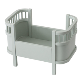 Sebra The Sebra Doll's Bed Poppenbedje - Mist Green