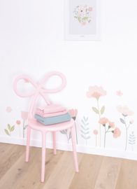 Lilipinso Bloom Alfabet Muursticker - Letter S