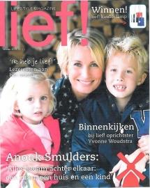 Publicatie - Lief Lifestyle - 12/2012