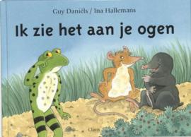 Uitgeverij Clavis Ik zie het aan je ogen - 4+