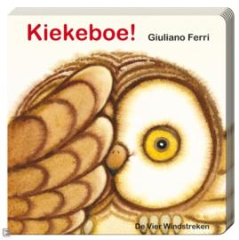Uitgeverij De Vier Windstreken Kiekeboe ! - Giuliano Ferri