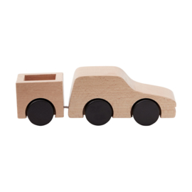 Kids Concept Car Pickup Aiden - Naturel
