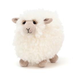 Jellycat Rolbie Sheep Small - Knuffel Schaap