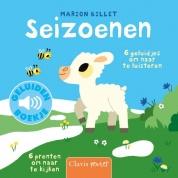 Uitgeverij Clavis Geluidenboekje - Seizoenen +1jr