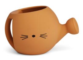 Liewood Water Gieter Lyon Watering Can - Cat Mustard