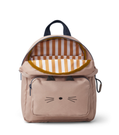 Liewood Allan Backpack  - Cat Rose