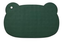 Liewood Badmat Sailor - Mr Bear Garden Green