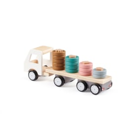Kids Concept Aiden Vrachtwagen met Ringen