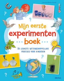 Uitgeverij Deltas Mijn Eerste Experimenten Boek