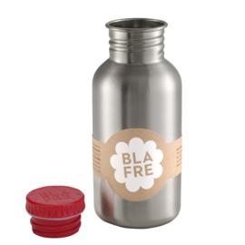 Blafre Drinkfles RVS - Rood (500ml)