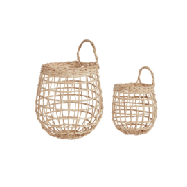 Olli Ella Onion Basket Duo - Naturel (set 2)