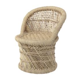 Bloomingville Kinderstoel Chair Bamboo - Nature