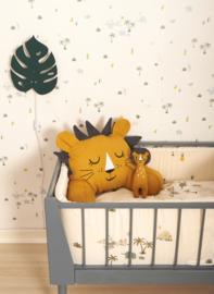 Roommate Poppendekbed + Kussen - Tiger