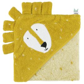 Trixie Badcape Hooded Towel Mr. Lion - Leeuw