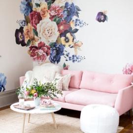 Urban Walls Muurstickers - Vintage Floral
