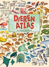 Uitgeverij Rebo Dieren Atlas +9jr