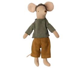 Maileg Dad Mouse - Papa Muis (15 cm)