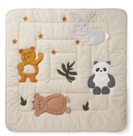 Liewood Glenn Activity Blanket Speelkleed - Classic Sandy
