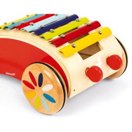 Janod Tatoo Xylofoon Trekfiguur