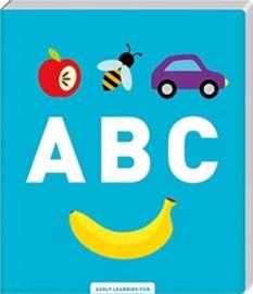 Uitgeverij Imagebooks Factory Kartonboek - ABC