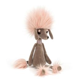 Jellycat Swellegant Penelope Poodle - Knuffel Poedel