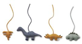 Liewood Gio Babygym Speeltjes - Dino Mix (set van 4)