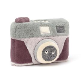 Jellycat Wiggedy Camera - Knuffel Fotocamera