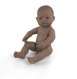 Miniland Babypop Latijns Amerikaans - Boy (40 cm)