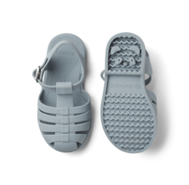 Liewood Waterschoentjes Bre Sandals - Sea Blue (maat 23)