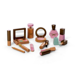 By Astrup Houten Make Up Set - Naturel