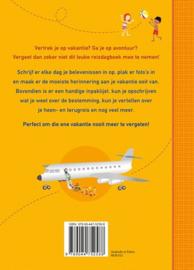 Uitgeverij Deltas Het Allerleukste Reisdagboek voor Kinderen
