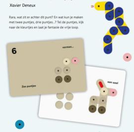 Uitgeverij WPG Een Boek vol Puntjes - Xavier Deneux