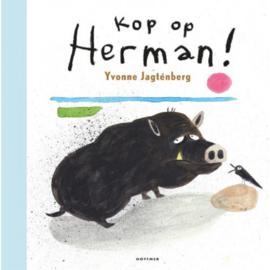 Uitgeverij Gottmer Kop op Herman! - Yvonne Jagtenberg +4jr