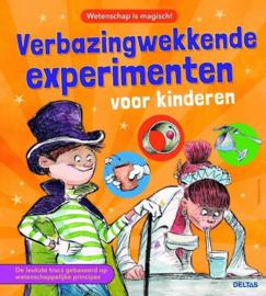 Uitgeverij Deltas Verbazingwekkende experimenten voor Kinderen