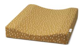 Liewood Fritz Aankleedkussen - Graphic Stroke / Golden Caramel
