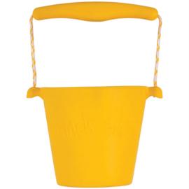 Scrunch Bucket Emmer - Yellow