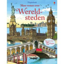 Uitgeverij Usborne - Meer weten over Wereldsteden