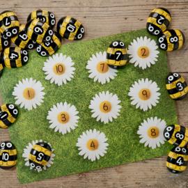 Yellow Door Activiteitenkaarten Leren Tellen Honingbij (16 kaarten) + 3jr