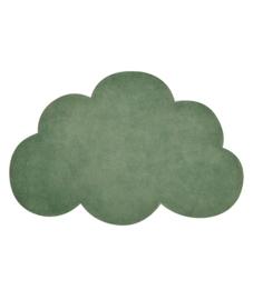 Lilipinso Vloerkleed Wolk - Kaki Groen (H0514)